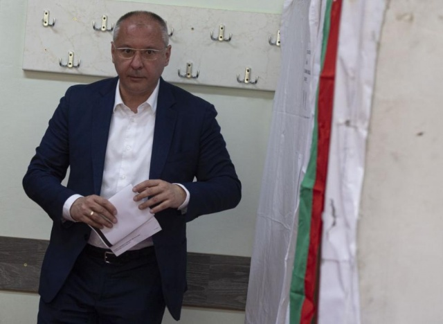 Bulgaria: Sergei Stanishev Withdrew his Candidacy for President of the EP