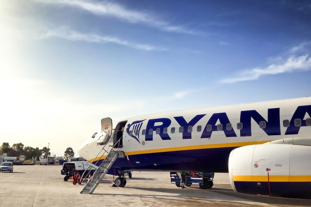 Bulgaria: Ryanair Launched a New Route from Sofia