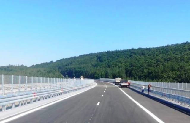 Bulgaria: The Repair of the Viaducts at the 13th and 15th km of Trakia Motorway Was Completed