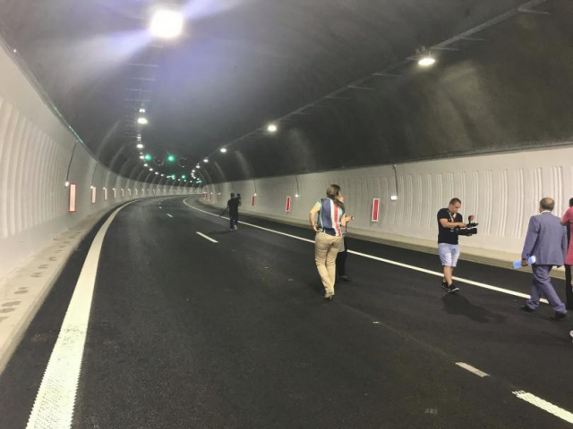 Bulgaria: Echemishka Tunnel on Hemus Motorway Closed to Traffic due to a Training Exercise
