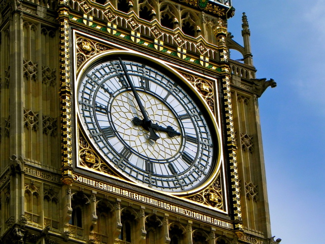 Bulgaria: Big Ben Celebrates Its 160th Anniversary