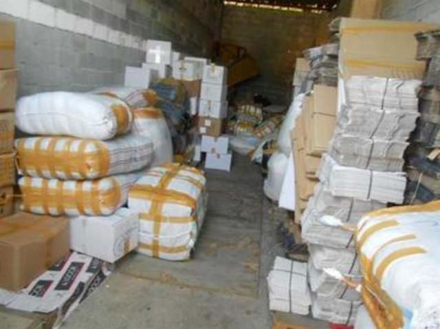 Bulgaria: The Police Discovered more than 3,500 Counterfeit Items in Haskovo