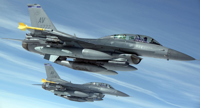 Bulgaria: Parliament's Defence Committee Approved Contracts with the US for F-16 Aircrafts