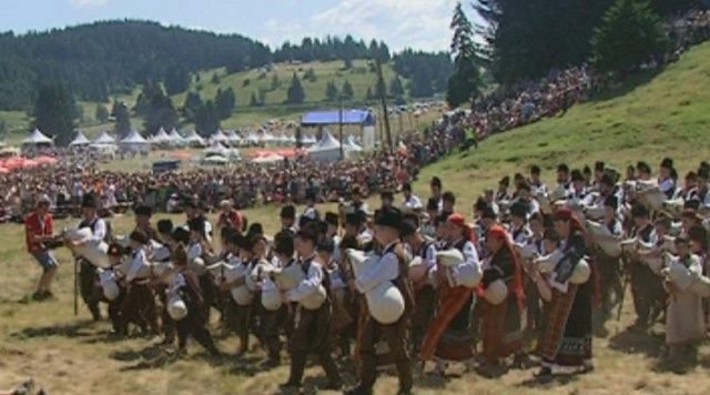 Bulgaria: Rozhen 2019 National Folklore Fair Began