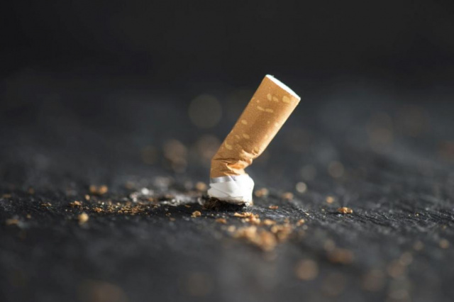 Bulgaria: Trillions of Cigarette Butts Thrown on the Ground Annually