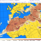Fine Dust From Africa Passes Over Bulgaria