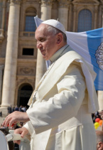 Pope Francis Expressed Concern About Forest Fires in the Amazon Jungle