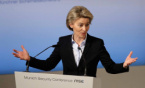 Ursula von der Leyen Arrives in Bulgaria