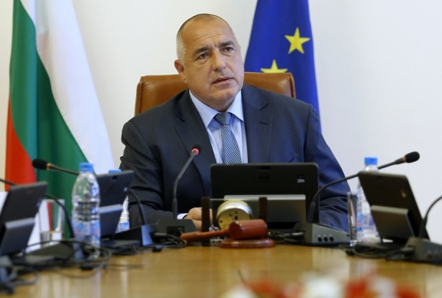 Bulgaria: PM Borissov Will be on a Working Visit to Northern Macedonia