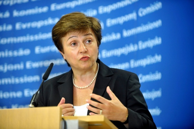 Bulgaria: Kristalina Georgieva Thanked the Bulgarian Government for the Support of her Nomination for IMF Chief
