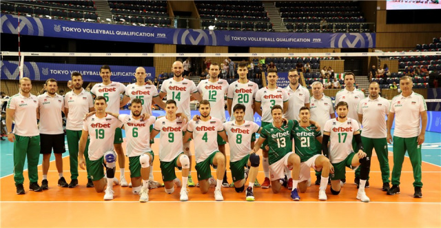 Bulgaria: Brazil, Bulgaria Win First Matches at Men's Volleyball Olympic Qualification in Varna