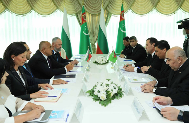 Bulgaria: Bulgaria Negotiates $ 1.5 billion Worth of Turkmen Gas and Investment from South Korea