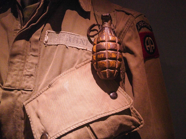 Bulgaria: Military Forces Destroyed Grenade near Ogosta Dam