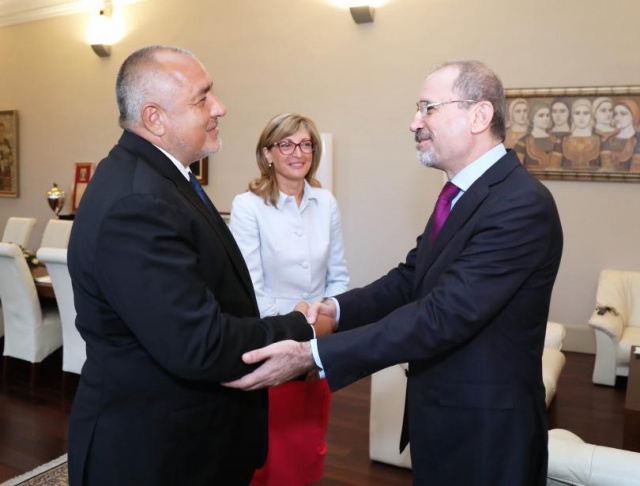 Bulgaria: PM Borissov: Jordan is an Important Partner For Bulgaria in the Middle East Region