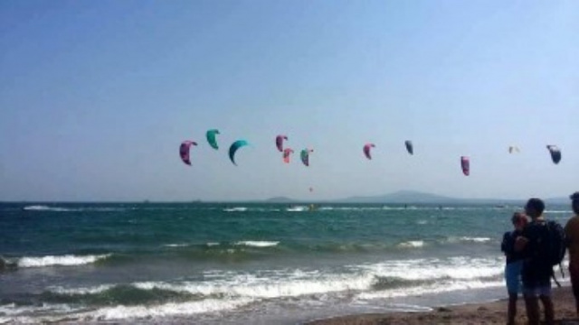 Bulgaria: The Black Sea Kite Cup 2019 Regatta to be Held on the Burgas North Beach on 31 August and 1 September