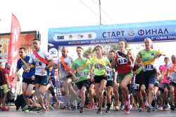 Bulgaria: NATO-supported Marathon in Bulgaria Draws Record Number of Participants