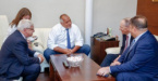 Bulgaria's PM Borisov Met with the President of the World Medical Organisation