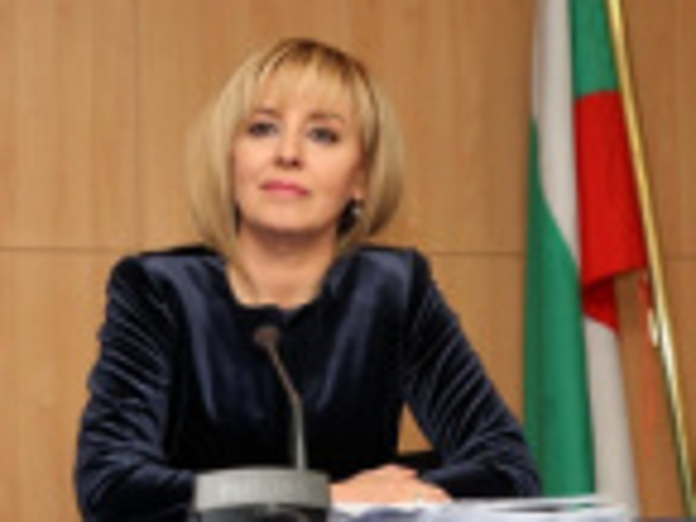 BSP Backed Manolova as Mayor of Sofia