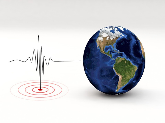 Bulgaria: 6.7 Magnitude Earthquake Was Registered near Fiji