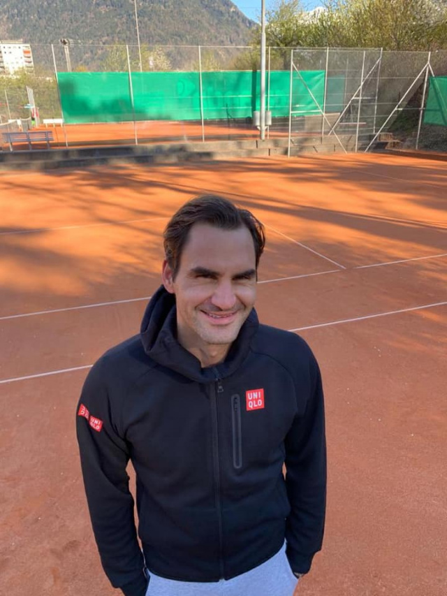 Bulgaria: Federer: Grigor is a Friend of Mine, I Love Playing Against Him