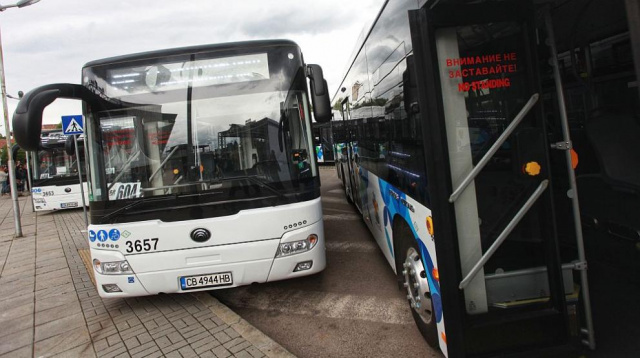 Bulgaria: Bus Line 204 is Now under the Care of Sofia Municipality with New Vehicles