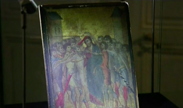 Bulgaria: Frenchwoman Discovered a Unique 13th Century Painting above her Hot Plate