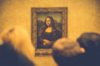 The Mona Lisa Returned to its Usual Place in the Louvre