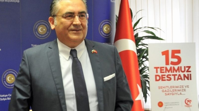 Bulgaria: Ambassador of Turkey in a Special Interview with BNT