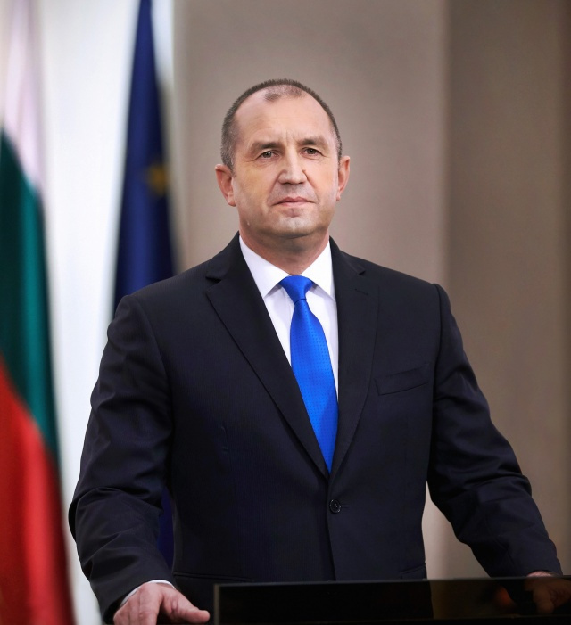 Bulgaria: President Rumen Radev with a Comment about the State of the Media Environment in Bulgaria