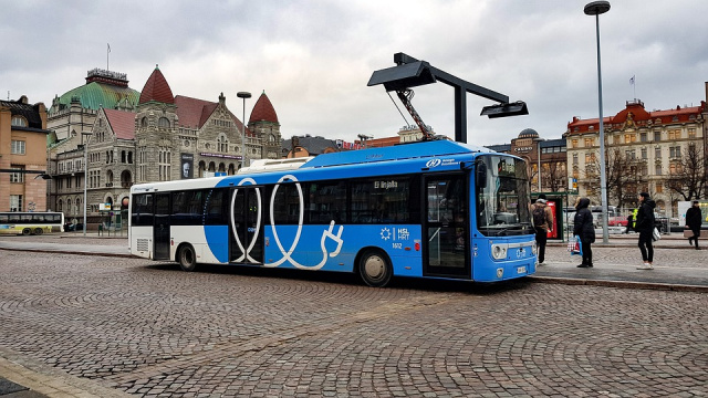 Bulgaria: New 56 Last Generation Electric Buses Will Fill the Lines of Urban Transport in Burgas