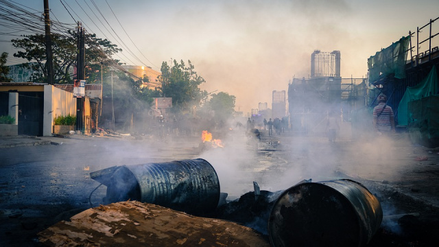 Bulgaria: Protests in Chile Continue, Death Toll Rises to 18