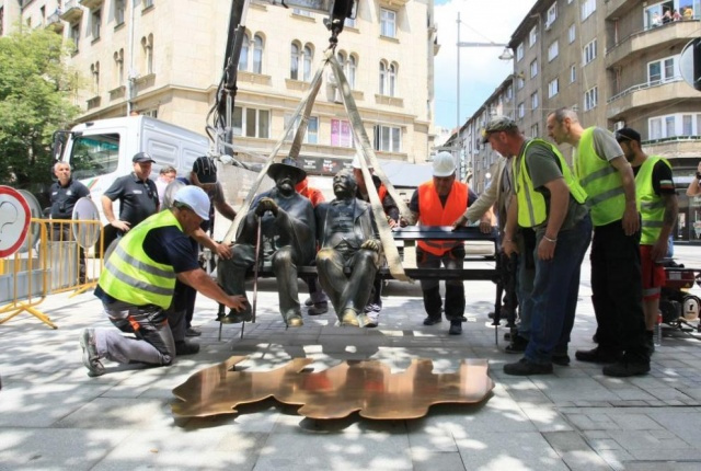 Bulgaria: A Monument of Pencho Slaveikov Was Opened in Milan