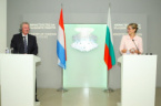 Luxembourg Will Do Everything it Can in Order for Bulgaria to Become a Member of the Schengen Area