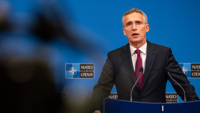 Bulgaria: Stoltenberg Thanked US President Donald Trump for his Commitment to NATO