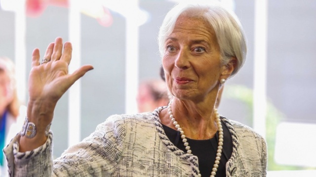 Bulgaria: Christine Lagarde's Team at the European Central Bank is Made up Entirely of Men (PHOTO)
