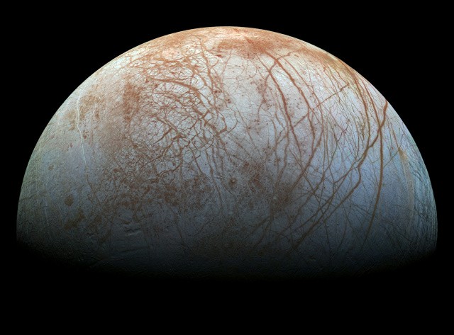 Bulgaria: Scientists Discovered Water Vapors on Jupiter's Moon Europe