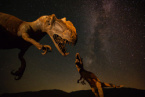 Scientists Found Fossils of Flying Dinosaurs