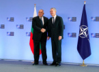 NATO Secretary General Jens Stoltenberg Praised Bulgaria's Contributions to Collective Security