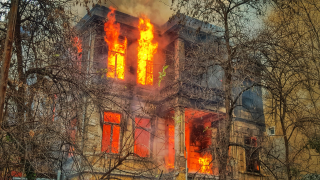 Bulgaria: 14 People Missing after a Fire in Odessa