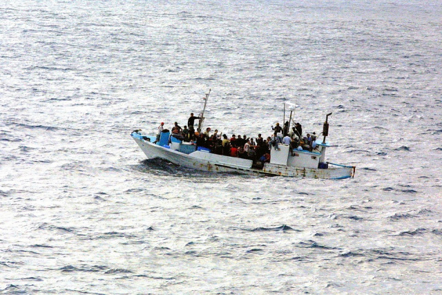 Bulgaria: French Customs Officers Rescued 30 Migrants in the English Channel