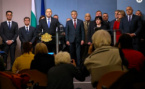 Bulgaria's Consultative Council convened by President Radev with 5 Recommendations on Middle East Crisis
