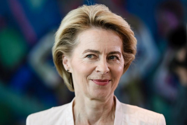 """Bulgaria: Ursula von der Leyen: The EU will Remain """"Best Friends"""", but after Brexit, they won't be as Close as they were Before"""