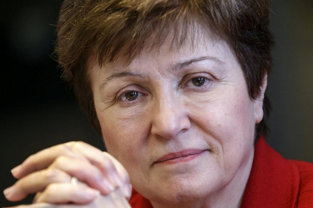 """Bulgaria: Kristalina Georgieva: Bulgaria's Entry into the Eurozone, Planned for 2023, is """"Entirely Foreseeable"""""""