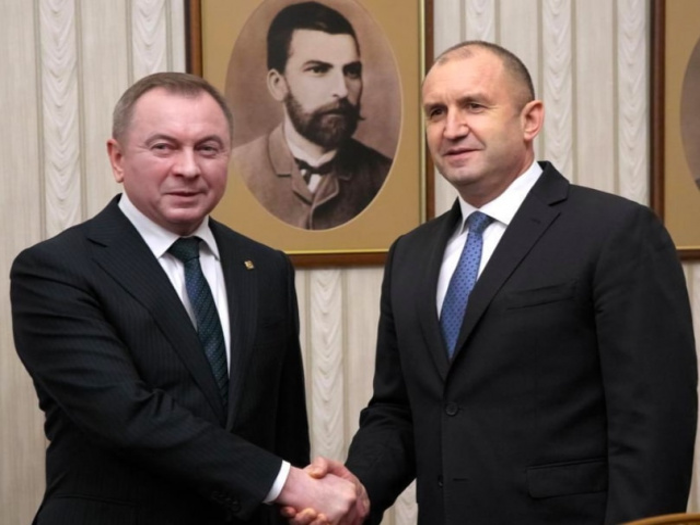 Bulgaria: President Radev: Bulgaria Will Work to Ensure an Even Closer Partnership with Belarus