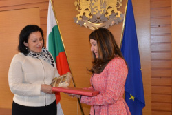Bulgaria: Desislava Taneva and Herro Mustafa Discussed Cooperation in the Field of Agriculture