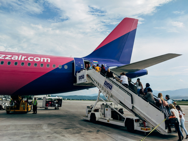 Bulgaria: Wizz Air Suspend all Flights to Poland