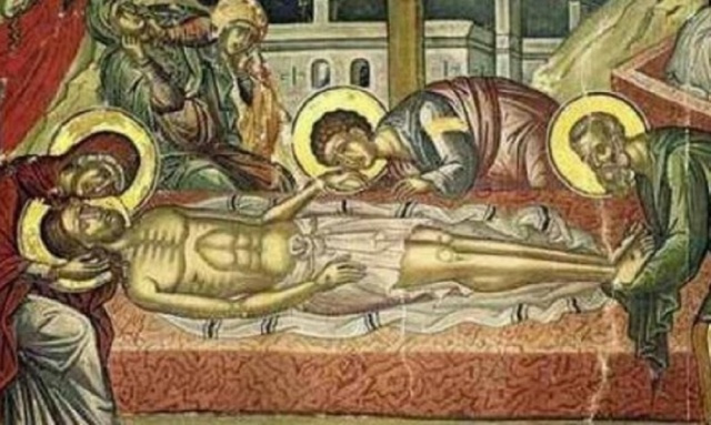 Bulgaria: Today is Holy Saturday!