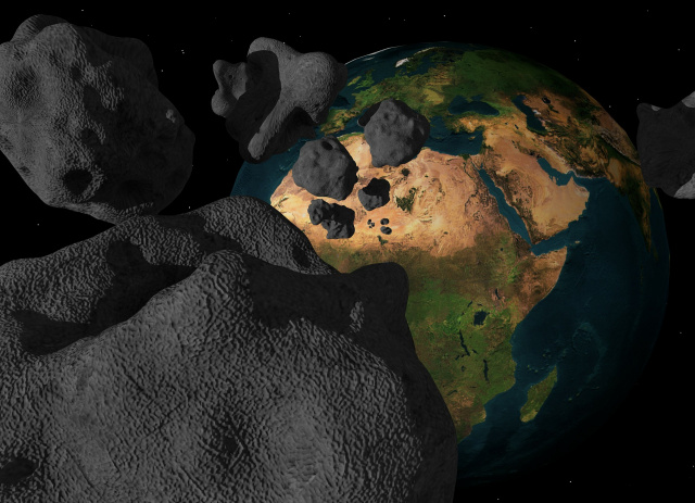 Bulgaria: Enormous Asteroid to Fly Pass Earth. For Now There is no Danger of a Collision