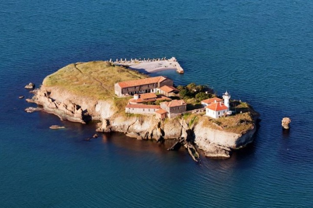 Bulgaria: The Island of St. Anastasia is Open for Visitors once again