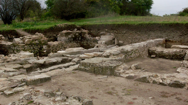 Bulgaria: Bourgas, Bulgaria: First Written Evidence that the Roman Colony Deultum had a Port